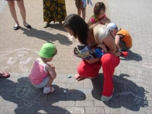 Рязанские мамы требуют возможности менять подгузники в любом торговом центре