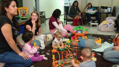 Baby Cafe в США